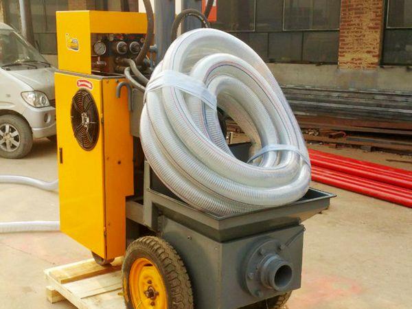 二次构造柱专用泵