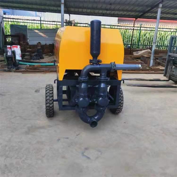自流平砂浆输送泵
